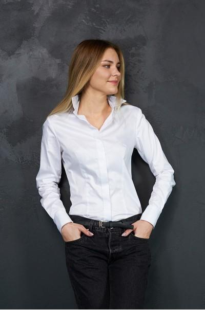 Сорочка боді біла  ( Б 20)